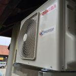Klimatizace Toshiba v kanceláři Dolní Roveň