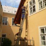 Montáž klimatizace Toshiba, MěÚ Moravská Třebová