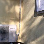Tepelné čerpadlo IVT Nordic Inverter PHR-N na chalupě